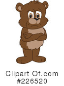 Bear Mascot Clipart #226520 by Toons4Biz