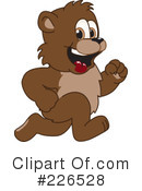 Bear Mascot Clipart #226528 by Toons4Biz