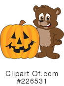 Bear Mascot Clipart #226531 by Toons4Biz