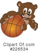 Bear Mascot Clipart #226534 by Toons4Biz