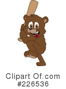 Bear Mascot Clipart #226536 by Toons4Biz