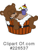 Bear Mascot Clipart #226537 by Toons4Biz