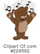 Bear Mascot Clipart #226552 by Toons4Biz