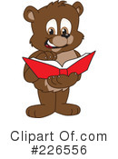 Bear Mascot Clipart #226556 by Toons4Biz
