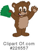 Bear Mascot Clipart #226557 by Toons4Biz