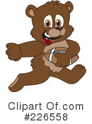 Bear Mascot Clipart #226558 by Toons4Biz