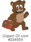 Bear Mascot Clipart #226559 by Toons4Biz