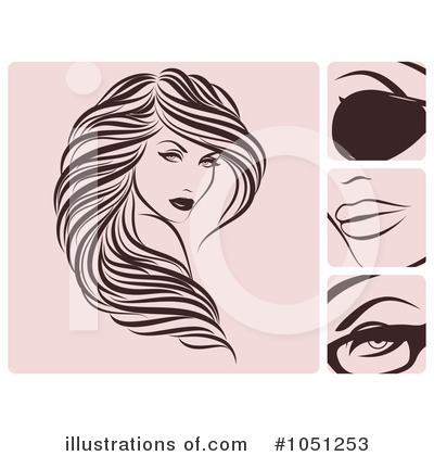 Beauty Clipart #1051253 by elena
