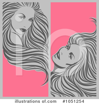 Royalty-Free (RF) Beauty Clipart Illustration by elena - Stock Sample #1051254