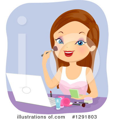 Blog Clipart #1291803 by BNP Design Studio