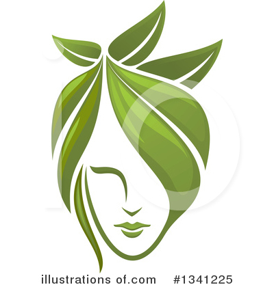 Leaves Clipart #1341225 by Vector Tradition SM