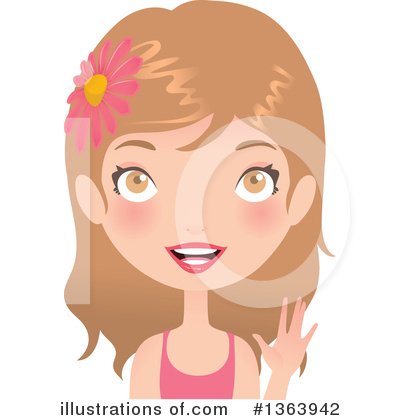 Cosmetology Clipart #1363942 by Melisende Vector
