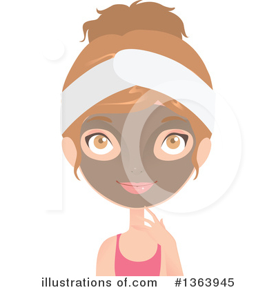 Cosmetology Clipart #1363945 by Melisende Vector