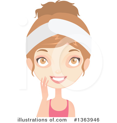 Cosmetology Clipart #1363946 by Melisende Vector