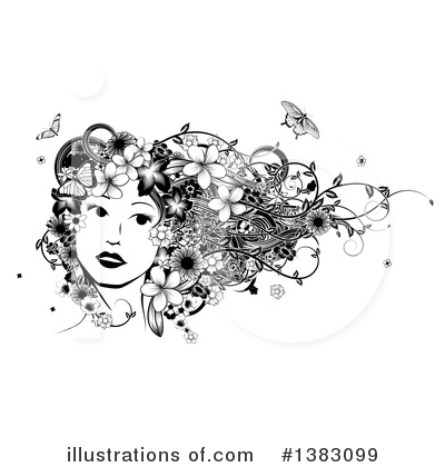 Salon Clipart #1383099 by AtStockIllustration