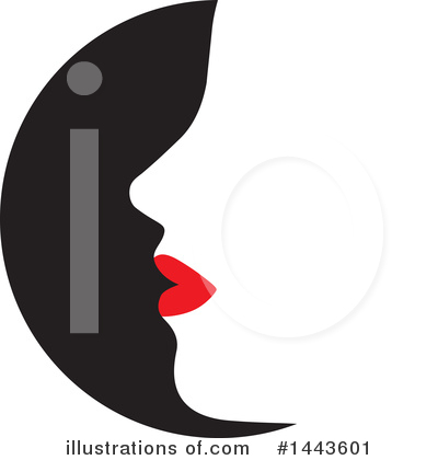 Woman Clipart #1443601 by ColorMagic