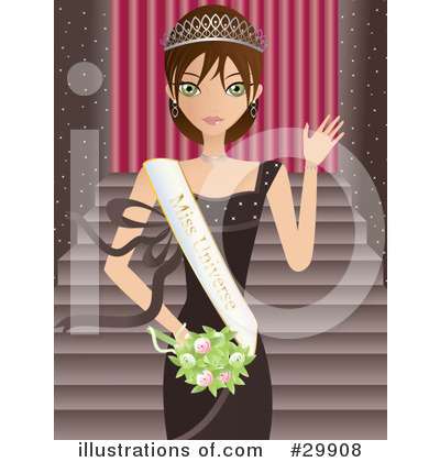 Fashion Clipart #29908 by Melisende Vector
