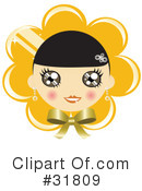 Beauty Clipart #31809