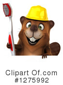 Beaver Clipart #1275992 by Julos