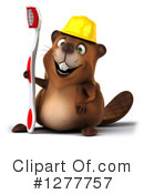 Beaver Clipart #1277757 by Julos