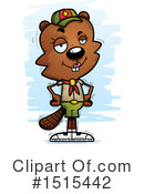Beaver Clipart #1515442 by Cory Thoman