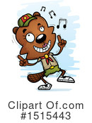Beaver Clipart #1515443 by Cory Thoman