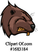 Beaver Clipart #1683184 by Vector Tradition SM