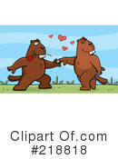 Beaver Clipart #218818 by Cory Thoman
