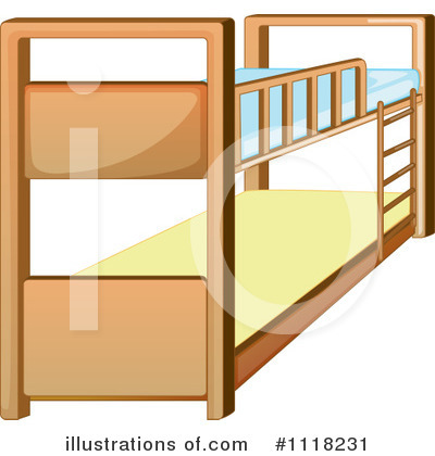 Furniture Clipart #1118231 by Graphics RF