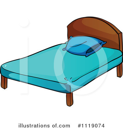 Furniture Clipart #1119074 by Graphics RF
