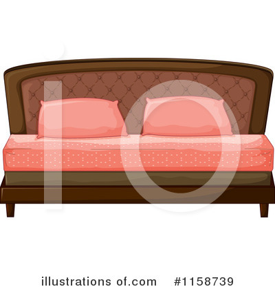 Furniture Clipart #1158739 by Graphics RF