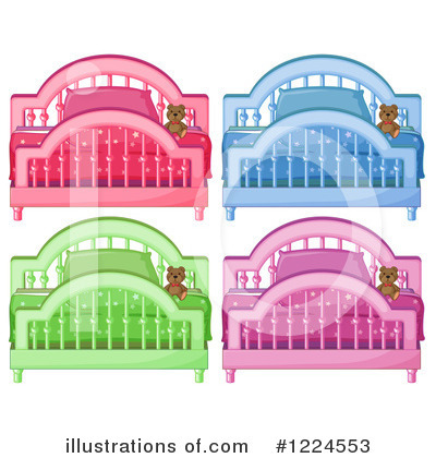 Furniture Clipart #1224553 by Graphics RF