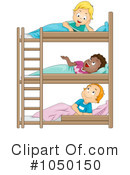 Royalty-Free (RF) Bedtime Clipart Illustration #1050150