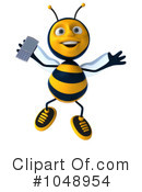 Bee Clipart #1048954 by Julos