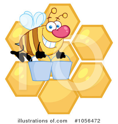 Honey Clipart #1056472 by Hit Toon