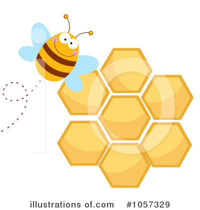 Honey Clipart #1057329 by Hit Toon