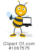 Bee Clipart #1067575 by Julos