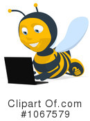 Bee Clipart #1067579 by Julos