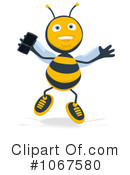 Bee Clipart #1067580 by Julos