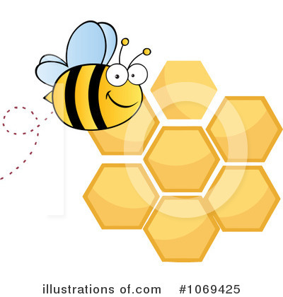 Honey Clipart #1069425 by Hit Toon