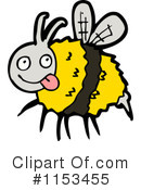 Bee Clipart #1153455 by lineartestpilot