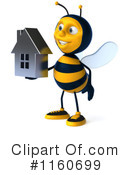 Bee Clipart #1160699 by Julos