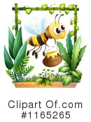 Bee Clipart #1165265 by Graphics RF