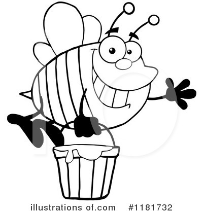 Honey Clipart #1181732 by Hit Toon