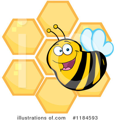 Honey Clipart #1184593 by Hit Toon