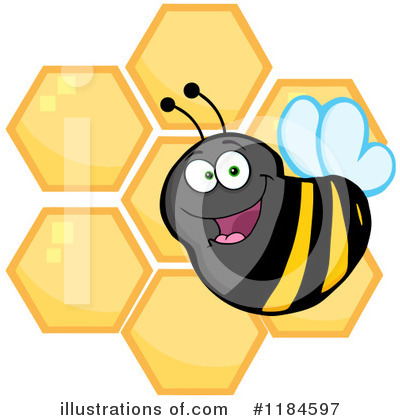 Honey Clipart #1184597 by Hit Toon