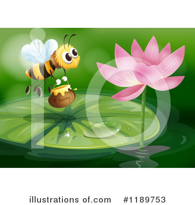 Water Lily Clipart #1189753 by Graphics RF