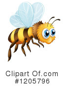 Bee Clipart #1205796