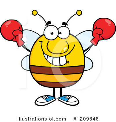Boxing Clipart #1209848 by Hit Toon
