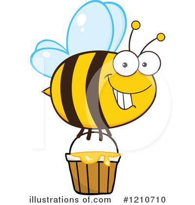 Honey Clipart #1210710 by Hit Toon